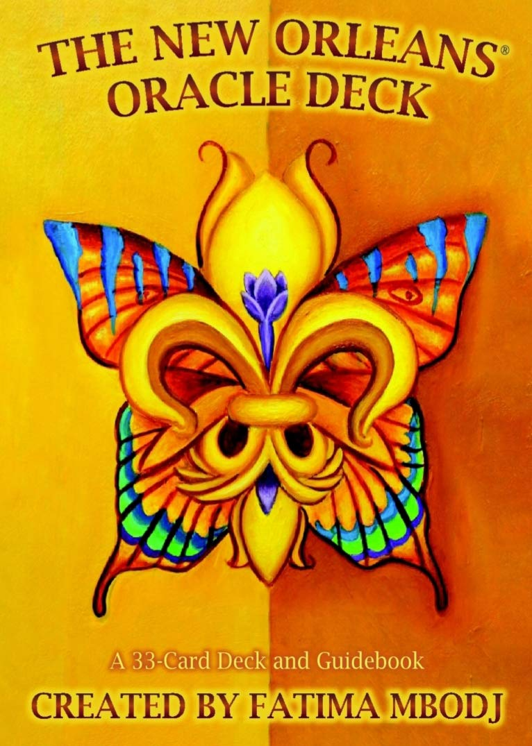 FMI The New Orleans Oracle Deck by FMI (Image #1)