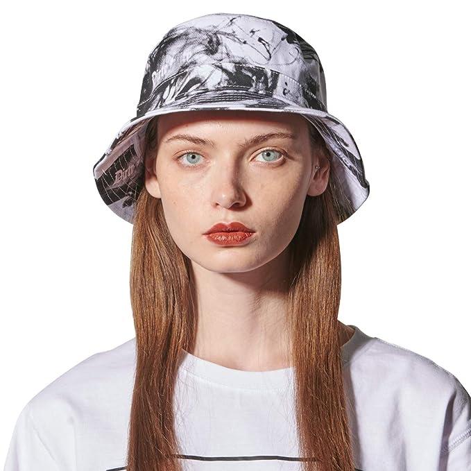 Amazon.com  CACUSS Unisex Cotton Printed Fisherman Bucket Hat ... 4324be12a1b