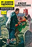 img - for Great Expectations (Classics Illustrated) book / textbook / text book