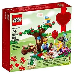 Lego 40236 Romantic Valentine Picnic 126 pcs - 614504CG08L - Lego 40236 Romantic Valentine Picnic 126 pcs