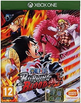 One Piece: Burning Blood [Importación Italiana]: xbox one ...