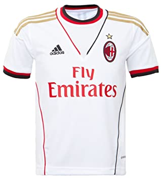 adidas Performance AC Mailand Joven Jersey 2013/14 – g73297, Niños, Blanco,