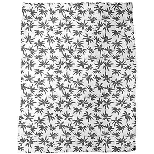 Palmtrees Blanket: Large by uneekee
