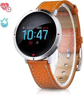 GOKOO Reloj Inteligente Mujer Smartwatch Fashion Deporte Fitness ...