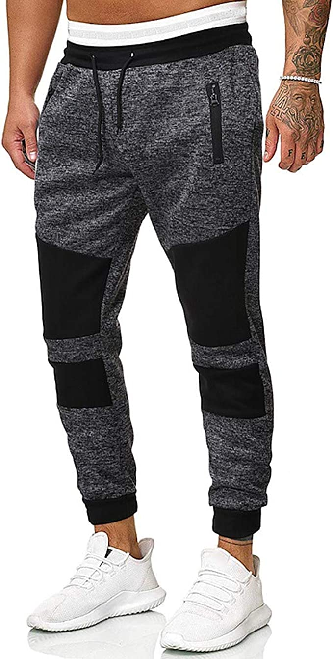 Activewear Pantaloni Sportivi Uomo