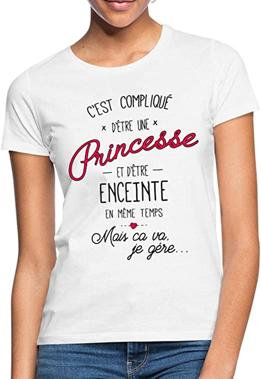 tee shirt femme enceinte humour