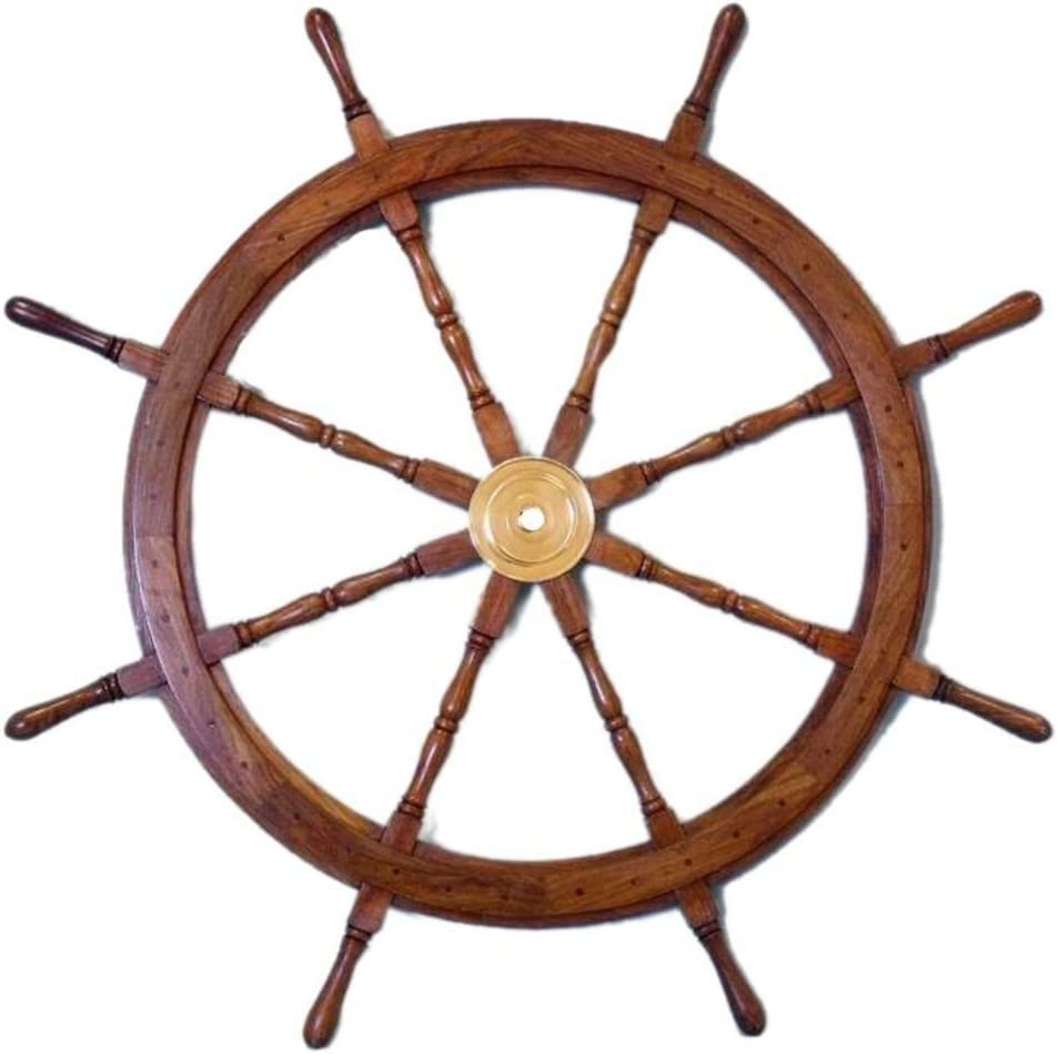 Sailor s Special Premium Ship Wheels Home Decor Wall Sculptures 36 INCHES