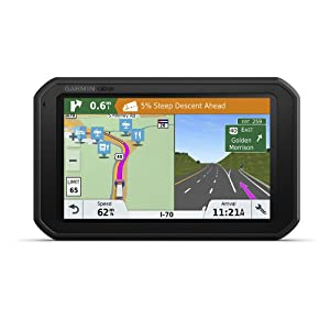 Garmin dēzlCam 785 LMT-S GPS Truck Navigator with Built-in Dash Cam, 010-01856-00