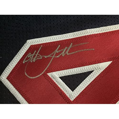 0f77243197d4 Framed Autographed Signed Christian Laettner 33x42 Team USA United States  Blue Basketball Jersey JSA COA