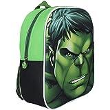 Marvel 31 cm Avengers Hulk 3D Junior Backpack