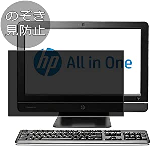 Synvy Privacy Screen Protector Film for HP Compaq Pro 4300 All-in-One Desktop PC Series AIO 20