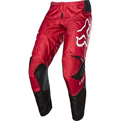 2020 Fox Racing Youth 180 Prix Pants-Flame Red-22: Automotive