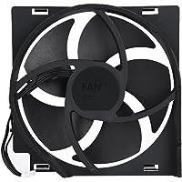 Mugast Potente Ventilador de enfriamiento para Xbox One, Ventilador de Fuerza de Viento con disipación de Calor rápida con 5 Cuchillas, sin Ruido y Duradero(Xbox One X)