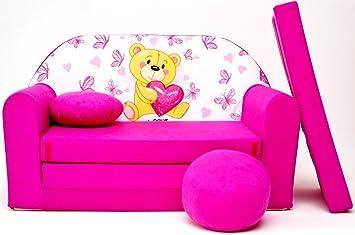 h3 da salotto - divano letto per bambini, 3 in 1, composto da ... - Divano Letto Per I Bambini