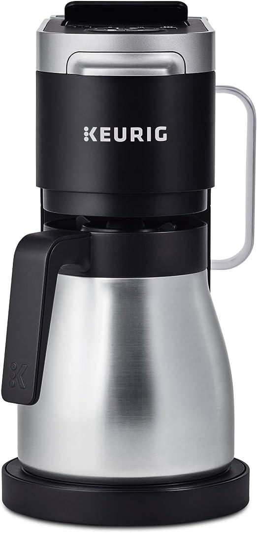 Amazon.com: Keurig K-Duo Plus Cafetera de goteo de una sola ...