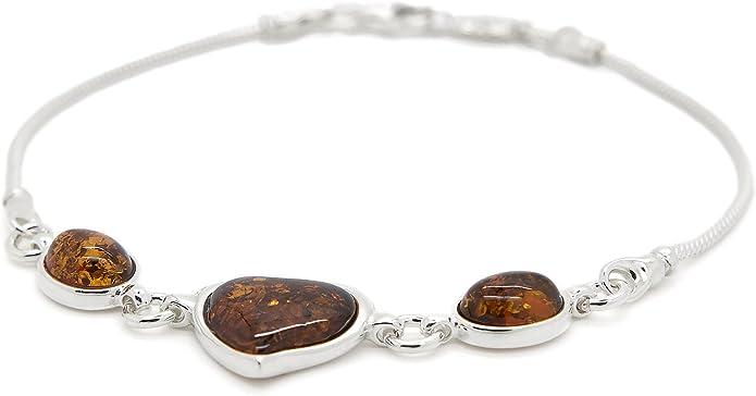 amber jewelry cross heart shape Genuine 100/% natural Baltic amber pendant