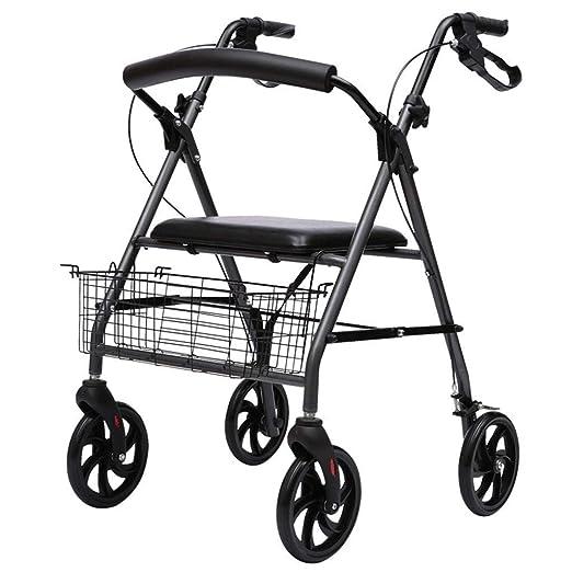 Walk Aid Andadores estándar y Marcos para Caminar Andador para ...