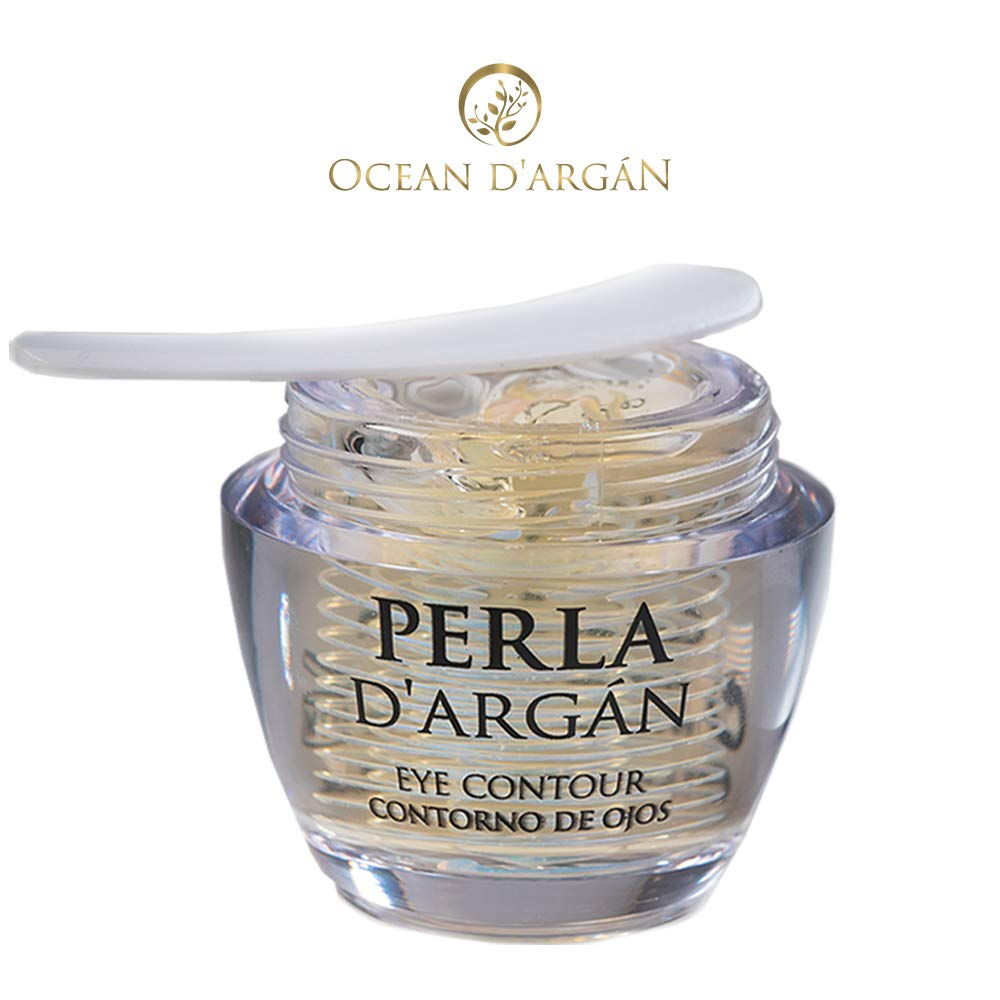 EYE CREAM with Argan Oil, Vitamin E and Caviar Extract- OCEAN D'ARGAN Pearl Eye Gel. Finally get rid of Dark Circles, Wrinkles, Puffiness and Eye Bags. Revolutionary Eye Serum ON SALE NOW - RESULTS GUARANTEED in 15 days. 100% satisfaction or your money bac