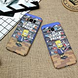Best Luminous Cartoon Air Jordan for Samsung Galaxy S7 Edge S8 S9 Plus Note 8 9 Note9 Luxury Plastic Hard Phone Cover for S8 S9 Note9 (S7)