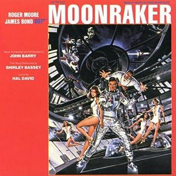 Image result for moonraker soundtrack