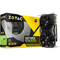 ZOTAC GeForce GTX 1070 Ti MINI 8GB GDDR5 256-bit Super Compact Gaming Graphics Card (ZT-P10710G-10P) + Monster Hunter