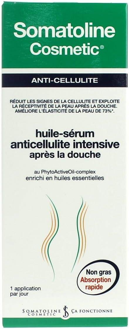 L'Oréal Somatoline Cosmetic anticelulitis - Aceitera sérum intenso (125 ml)