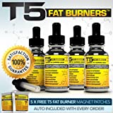X4 T5 FAT BURNER SERUM - WORLDS MOST ADVANCED SLIMMING / DIET PILLS ALTERNATIVE