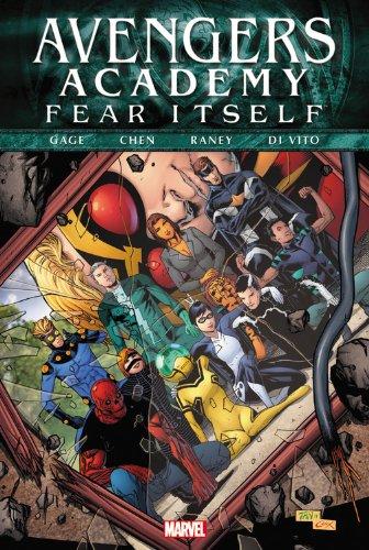 Read Online Fear Itself: Avengers Academy PDF
