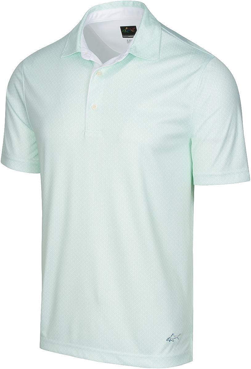 Greg Norman Ml75 2below Sharkfin Foulard Polo Short Sleeve