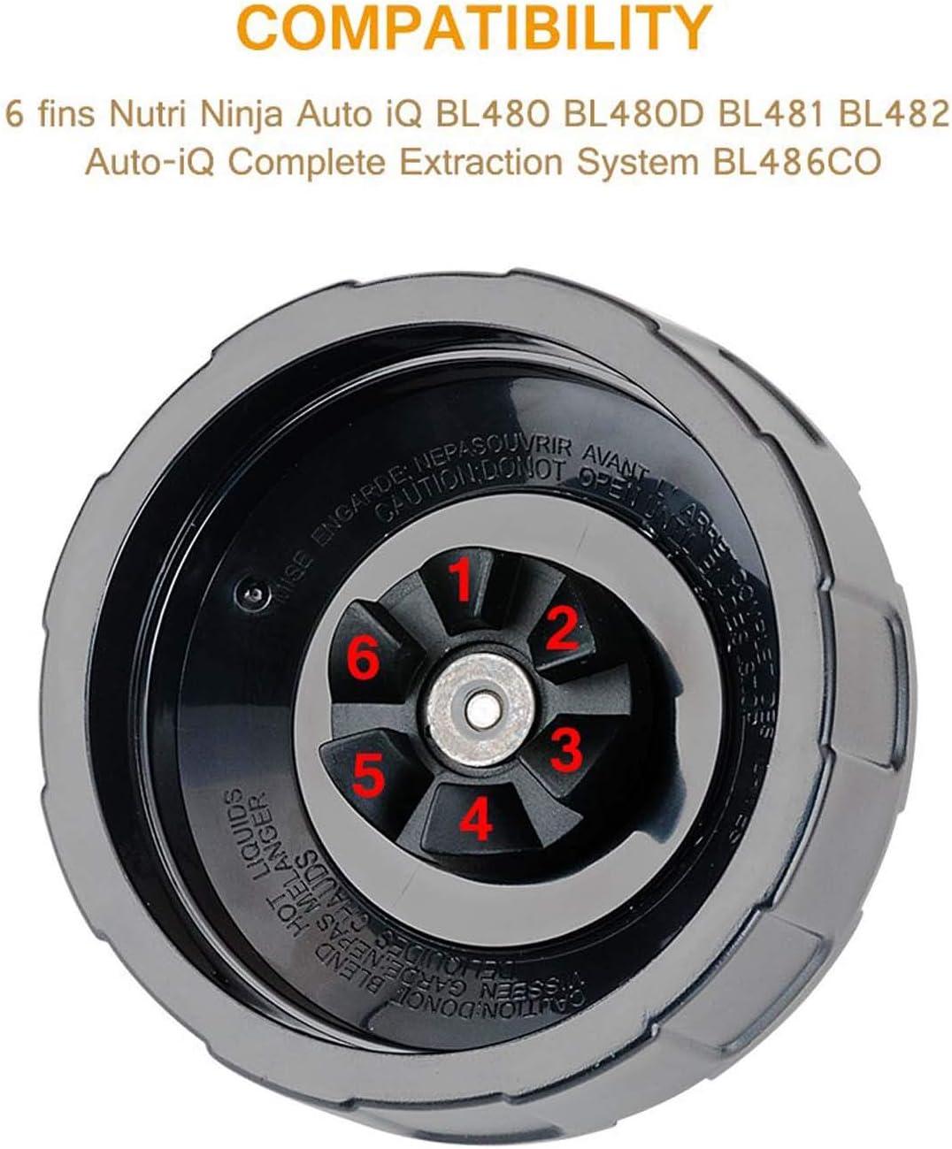Amazon.com: Ninja Blender - Piezas de repuesto para ...