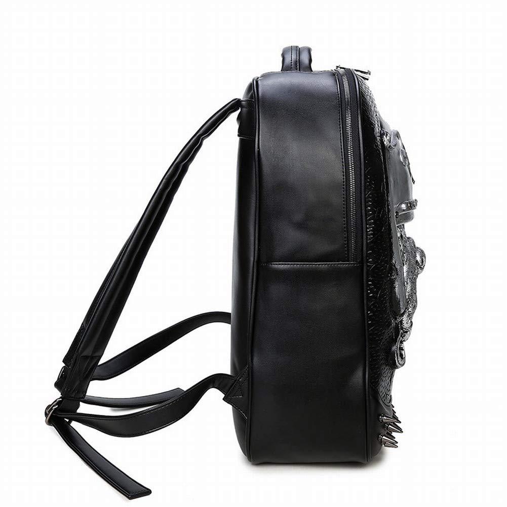 Black Chuan Han Male Female Pet Head Backpack