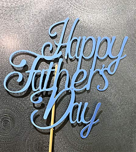 Father's Day Cake Topper, Father's Day Gift, Father's Day Centerpiece