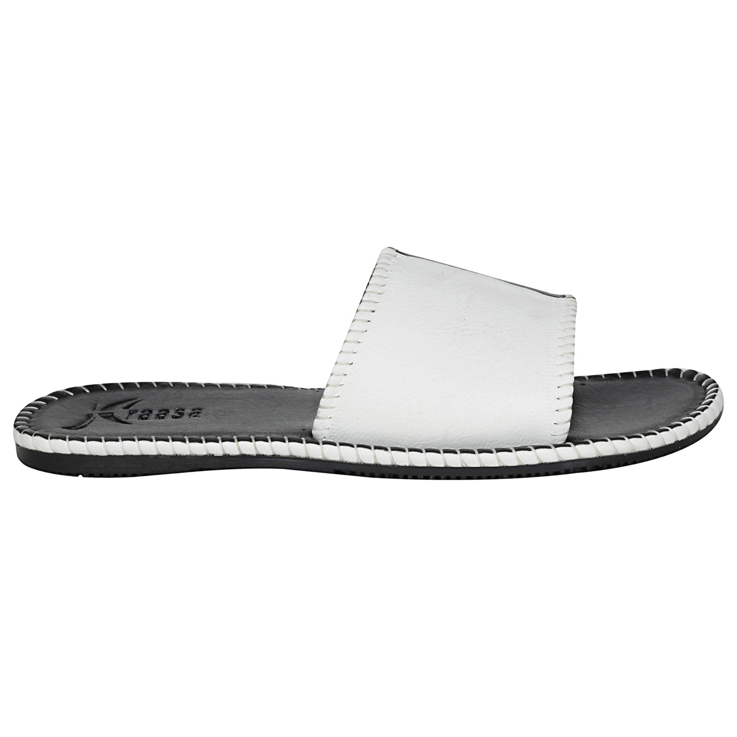 aee1a86e690f51 Kraasa Men s Slippers  Buy Online at Low Prices in India - Amazon.in