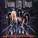 Leather Boyz With Electric Toyz - Special limited edition colored vinyl reissue