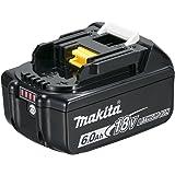 マキタ(Makita)  リチウムイオンバッテリー BL1860B 18V 6.0Ah A-60464