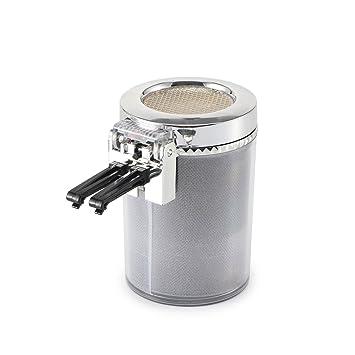 Cenicero para cigarrillos de automóvil, Cenicero para cigarrillos de cilindro para portavasos y ventilación de