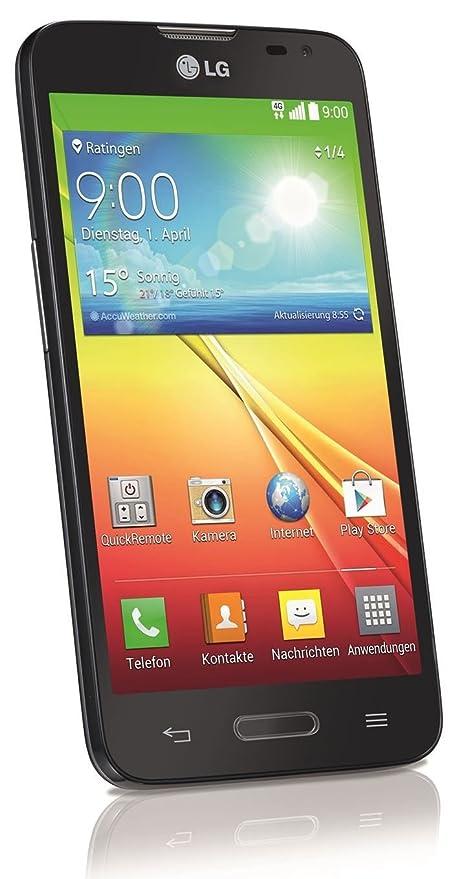 2ea48be0bcd LG Optimus L70 - Smartphone Libre Android (Pantalla 4.5