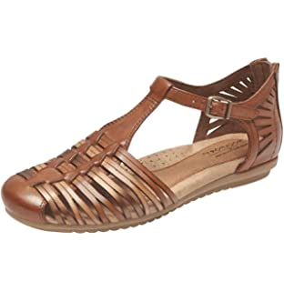 a963ba1af61d90 Rockport Cobb Hill Collection Inglewood Huarache Women s Sandal