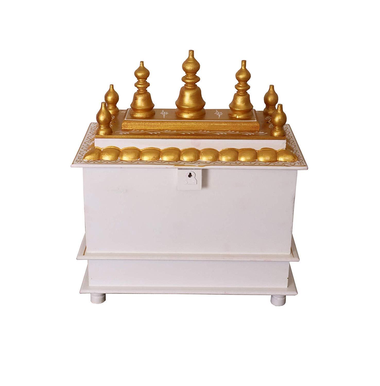 Wooden Temple//Pooja Mandir//Mandapam//Home Temple//Wooden Temple//Home Temple//Pooja Mandir//Temple for Home//Office Temple//Navratre//Diwali Festive Season Gifts and puja