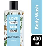 Love Beauty and Planet Body Wash Coconut Water & Mimosa Flower, 250ml