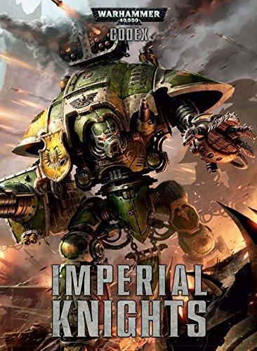 Codex: Imperial Knights (2018) Warhammer 40k HC