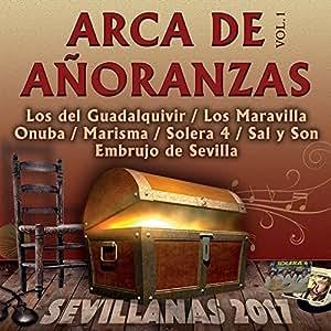 Arca De Añoranzas Vol. 1    Cd