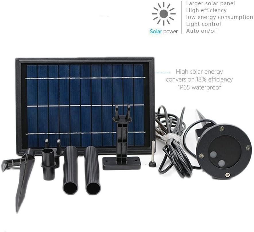 Amazon.com: LED Solar Luces del proyector, yaoxi Rojo y ...