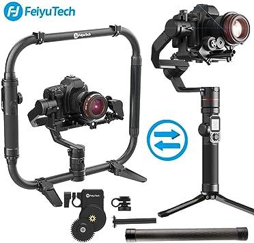 FeiyuTech Follow Focus F2 II für AK Serie AK2000 AK4000 Gimbal