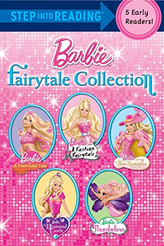 Barbie Fairy Tales - Fairytale Collection (Barbie) (Step into Reading)