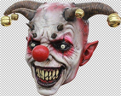 Mask Head Clown Jingle Jangle]()