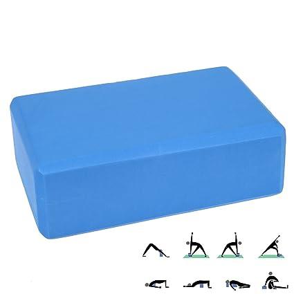 Amazon.com : AoOnZan High Density EVA Yoga Foam Block ...