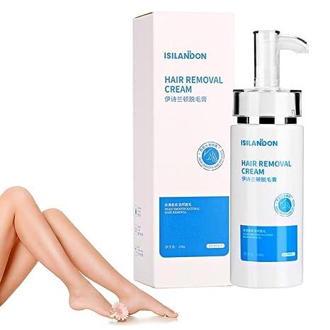 Crema de depilación para el cabello, 150 g, unisex, sin dolor, potente