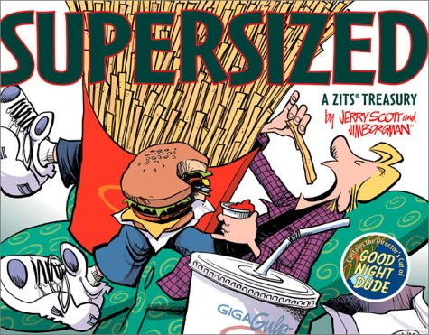 Download Zits: Supersized: Spring 2003 Treasury (Zits Treasury) pdf