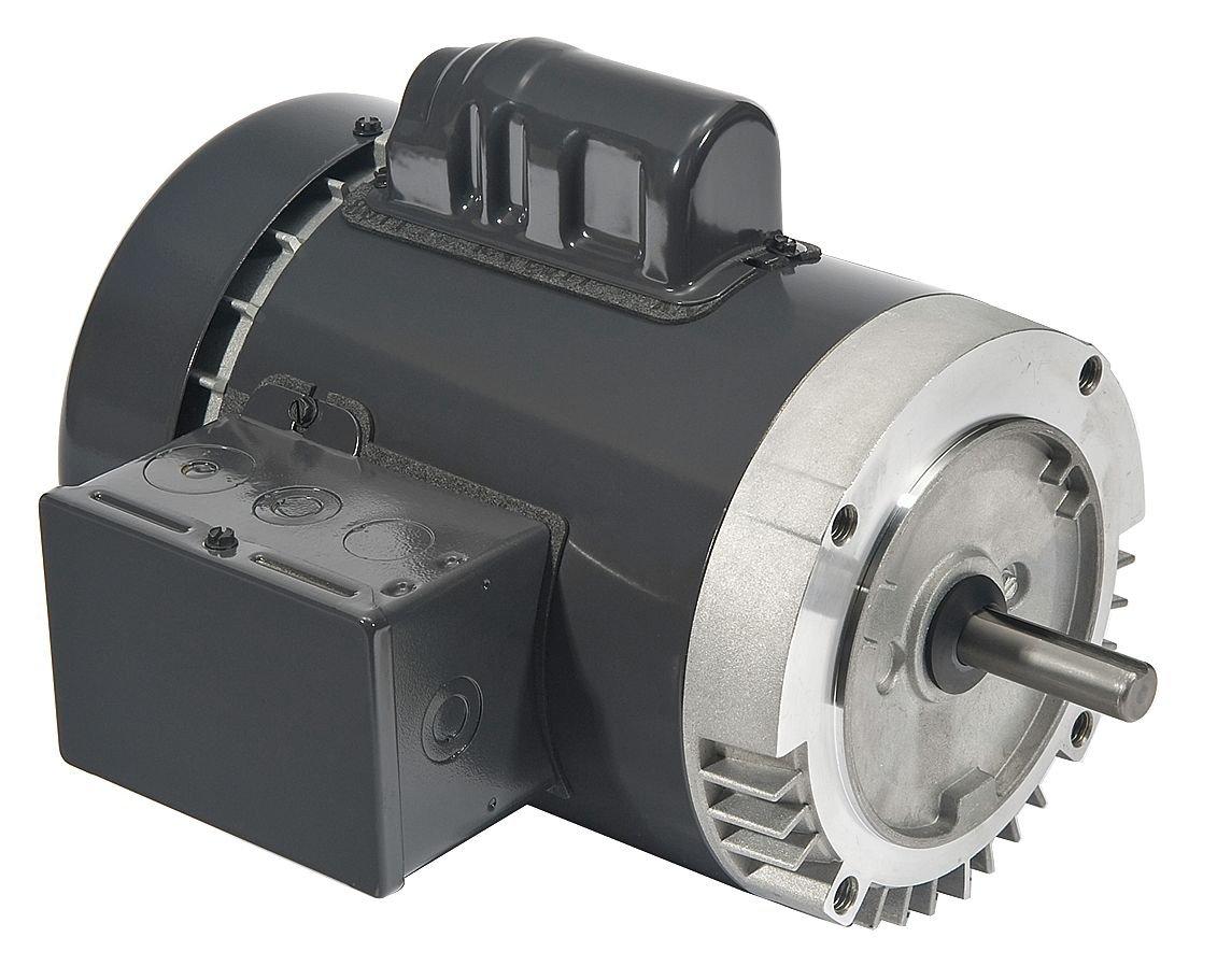 Dayton 6K975 Motor, 1/4 HP, C-Face